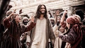 Jesus coming back