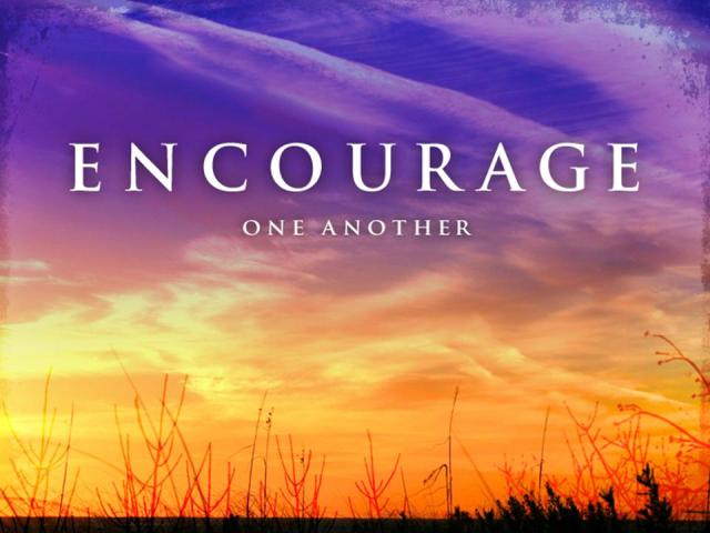 encouragement-week-11