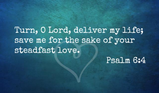 Psalm-6-save me