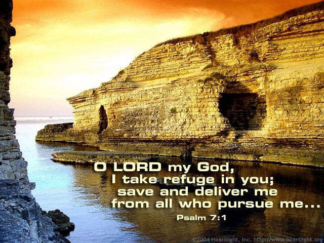 psalm 7 b