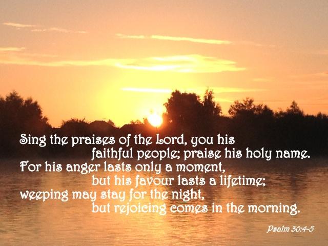 psalm-30