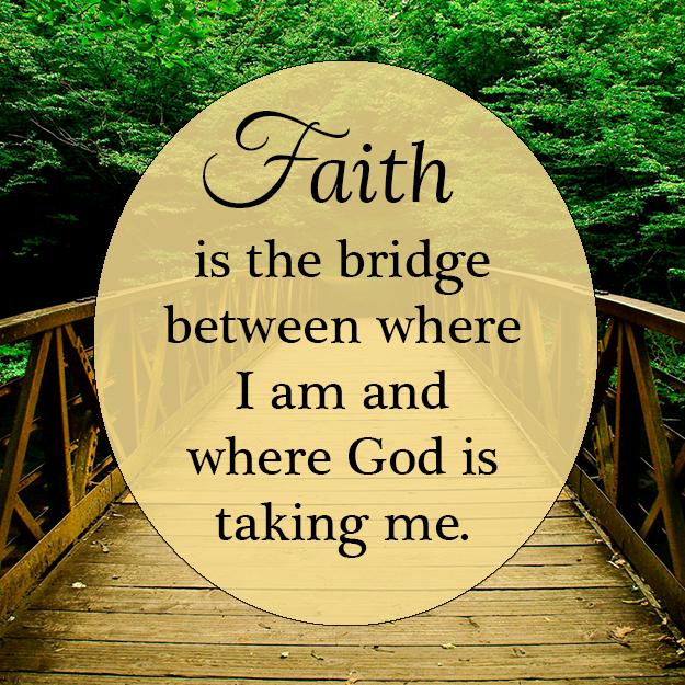 Matthew 8 faith