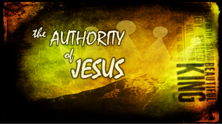 Matthew 9 authority of Jesus