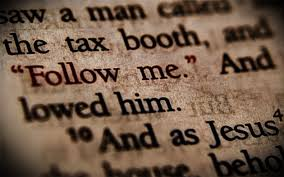 Matthew 9 follow