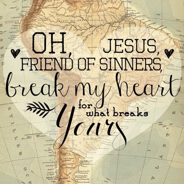 Matthew 9 God's heart