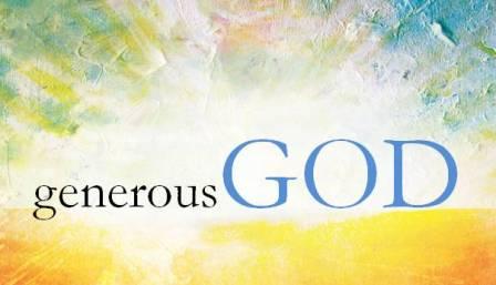 Matthew 20 generous God