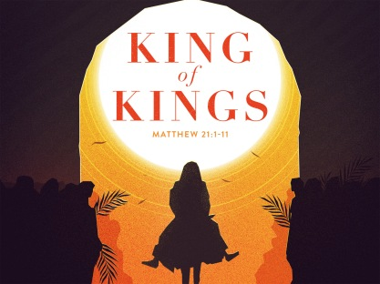 Matthew 21 Jesus the King