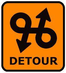 Matthew 23 detour