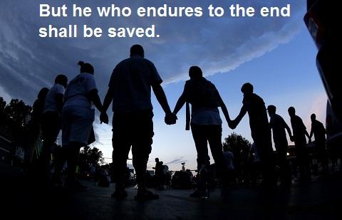 Matthew 24 13