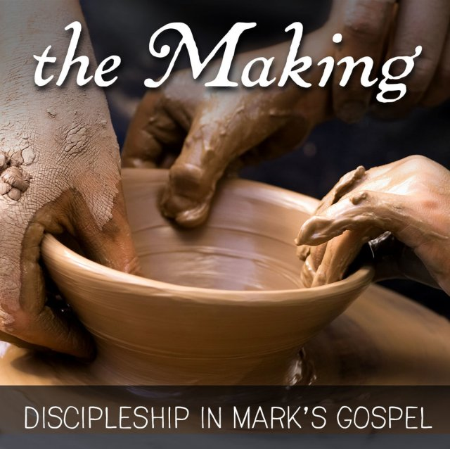 Mark 8 disciple