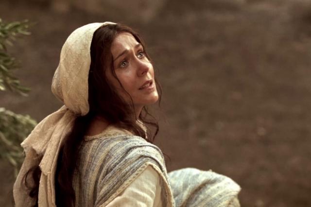 Luke 1 Mary