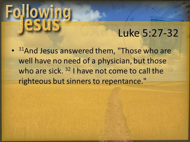 Luke 5 critics in ministry