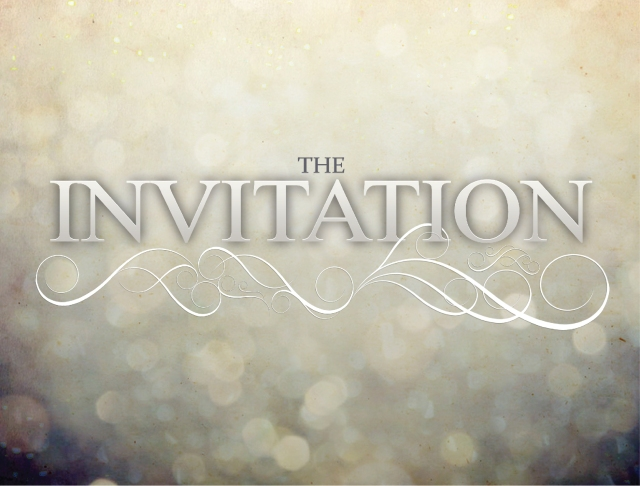 Luke 5 invitation