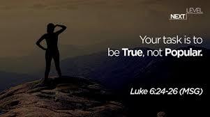 Luke 6 true