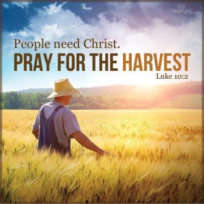 Luke 10 pray