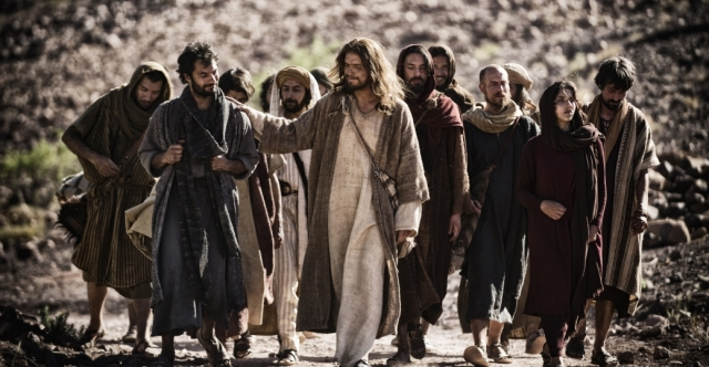 Luke 14 along the road with Jesus