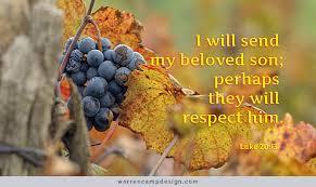 Luke 20 respect Jesus