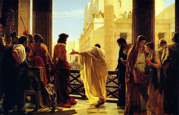 Luke 23 Pilate