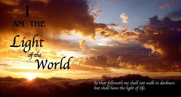 John 12 Light of the world