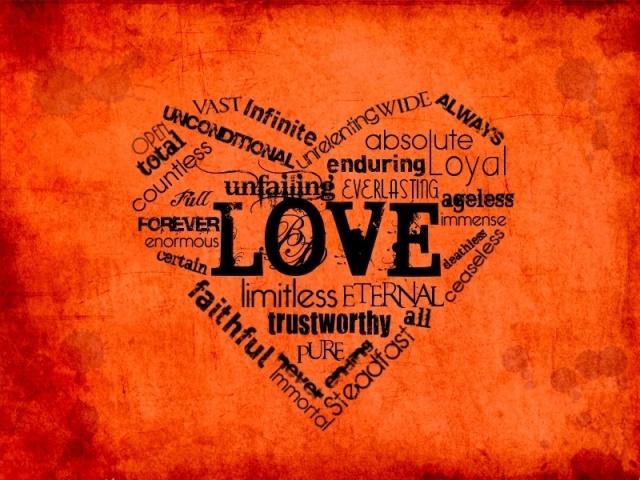 John 13 LOVE expressed