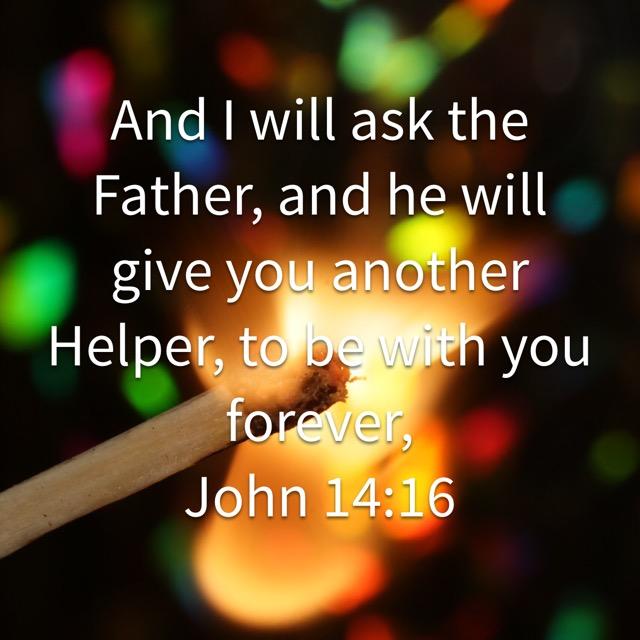 John 16 Helper