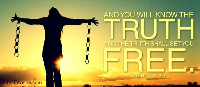 John 8 set free