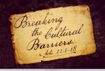 Acts 11 barriers