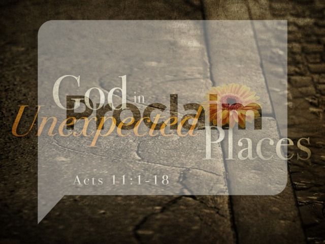 Acts 11 God