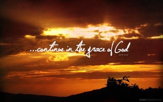 Acts 13 grace