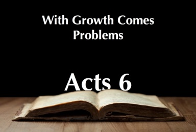 Acts 6 growth