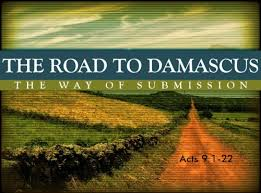 Acts 9 road to