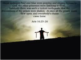 Acts 16 chains broken