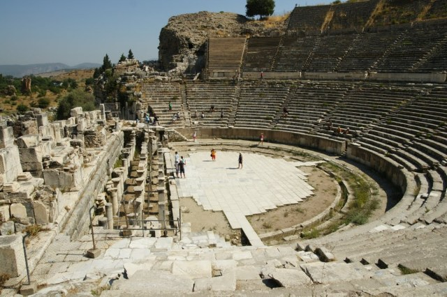 Acts 19 theater