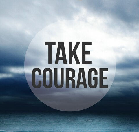Acts 23 courage