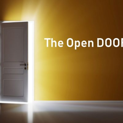 Romans 11 open door