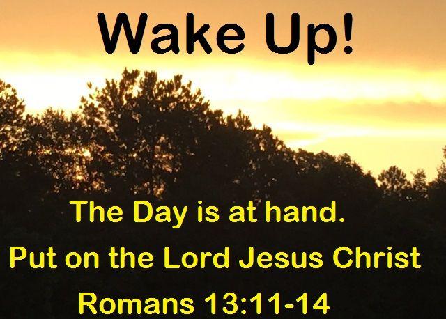 Romans 13 Jesus