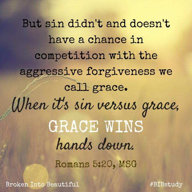 Romans 5 grace