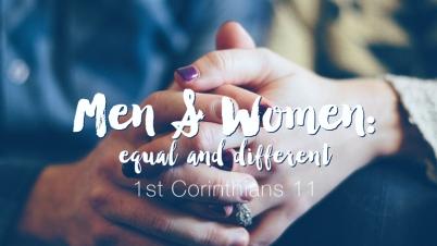 1 Corinthians 11 equal