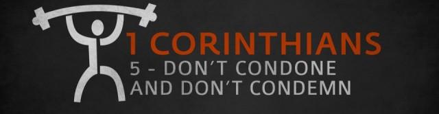 1 Corinthians 5 confront
