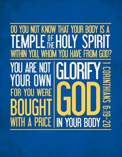 1 Corinthians 6 temple