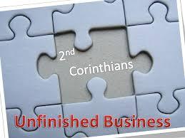 2 Corinthians 2 church