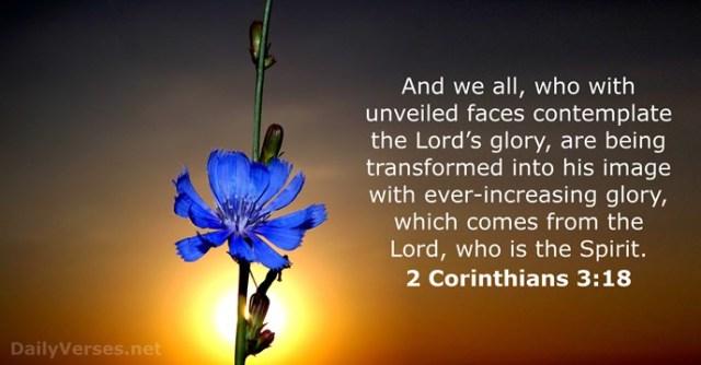 2-corinthians-3-18 transformation