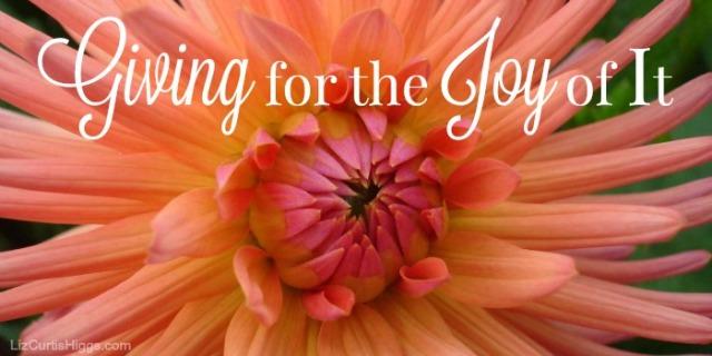 2 Corinthians 9 joy in giving