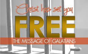 Galatians 1 set free