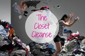 Ephesians 4 closet cleanse