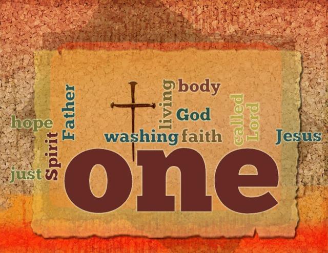 Ephesians 4 one