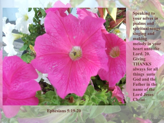 Ephesians 5 sing song