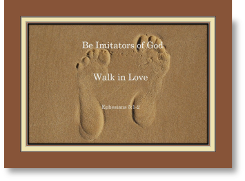 Ephesians 5 walk in love