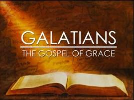 Galatians 3 grace