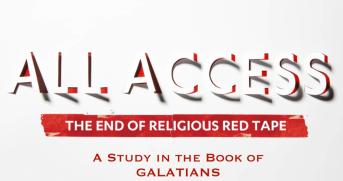 Galatians 4 all access